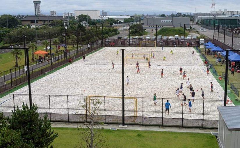 2020年度東海地域<br>ビーチサッカースケジュール
