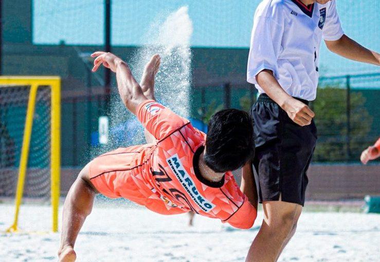 JFA第16回<br>全日本ビーチサッカー大会<br>東海地域大会